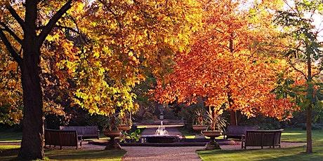 Oxford Botanic Garden and Arboretum: a resource, an inspiration tickets