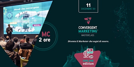 Convergent Marketing® MasterClass | MC2 biglietti