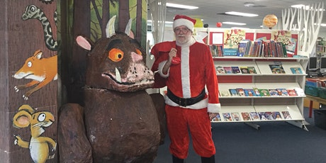 Santa on Live from Lewisham Libraries
