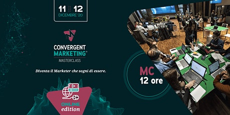 Convergent Marketing® MasterClass | MC12 biglietti