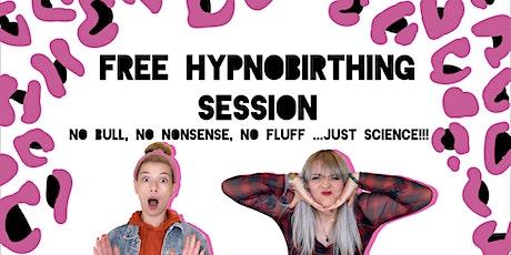 Free Online Hypnobirthing Taster Session tickets