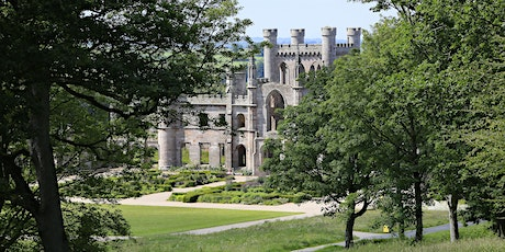 Lowther Castle; a gardens journey tickets