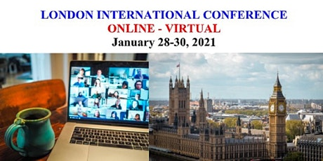 Online-Virtual  January 28-30, 2021 tickets