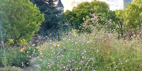 Tales of the city; revealing Londons secret garden tickets