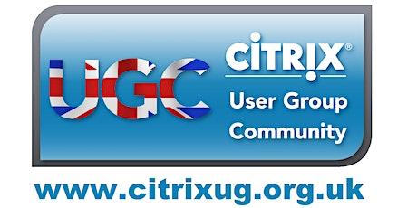 UK Citrix User Group 2020, Virtual Winter Meeting tickets