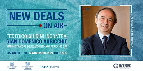NEW DEALS ON AIR | Format digital a marchio New Deals Sirmione