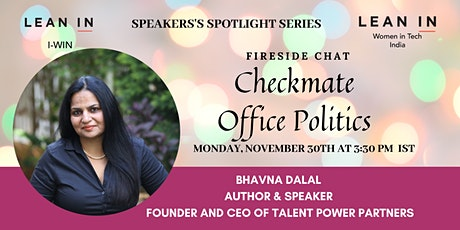 Fireside Chat : Checkmate  Office Politics tickets