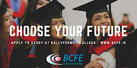 BCFE Graduation 2020 tickets