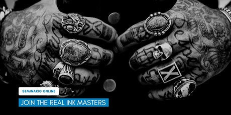 Webinar Tatuatori CNA - Join the real Ink Masters biglietti