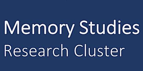 SWWDTP Memory Studies Meeting tickets