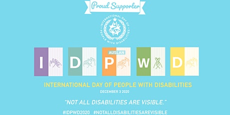 Northampton Disability Forum International Day of People with Disabilities tickets