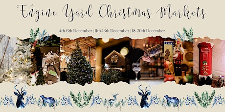 Engine Yard Christmas Market tickets