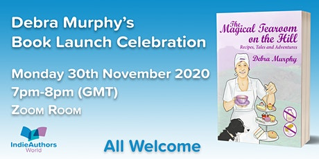 Debra Murphy's Book Launch Celebration tickets