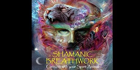 Shamanic Breathwork - Connect with your Spirit Animal (Dubai) tickets