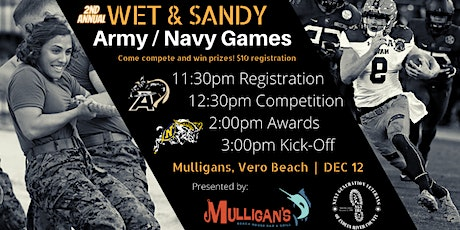 Wet and Sandy Games tickets