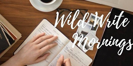 Wild Write Mornings-write deeply in community  4-week group tickets