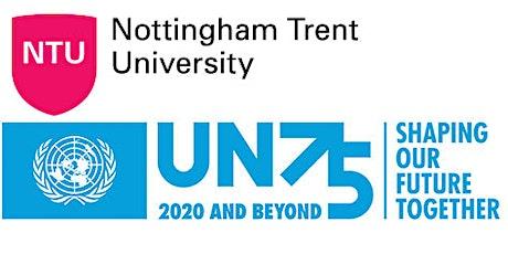 NTU UN75 - Gender & inequality: Addressing global priorities tickets