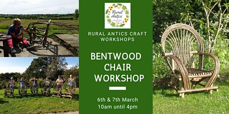 Bentwood Chair Making Workshop tickets