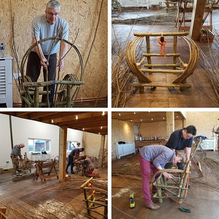 Bentwood Chair Making Workshop image