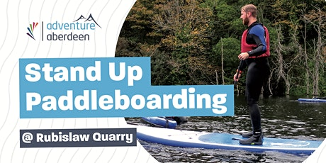 Introduction to Stand Up Paddleboarding tickets