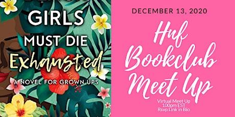 HeyNewFriends - December Book Club! tickets
