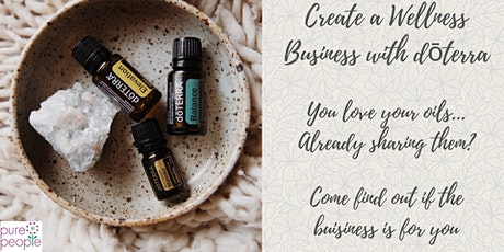 Create a Wellness Business with dōTERRA tickets