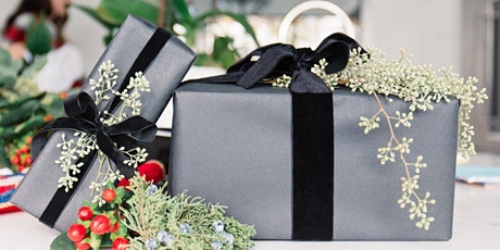 Christmas Etiquette and The Art of Gift Wrapping W tickets