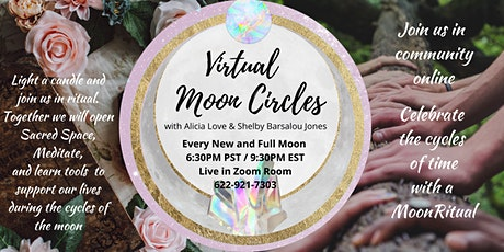 Virtual Moon Circle tickets
