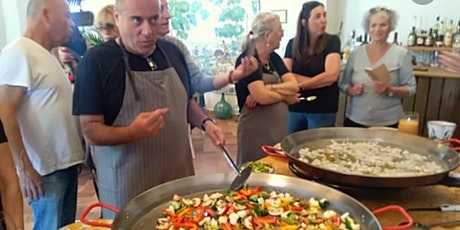 The Magic of Paella Free Cooking Workshop tickets