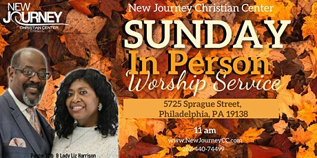 Indoor  Sunday Morning Worship Service tickets