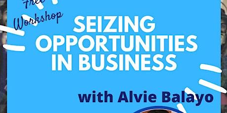 The Biz Mixer: Seizing Opportunities in Business tickets