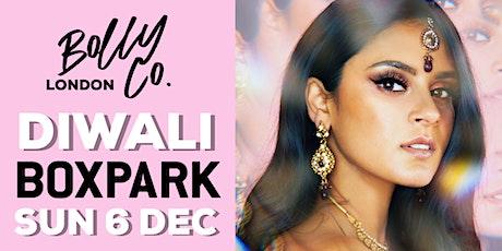 BollyCo Diwali x Boxpark (EVENING SHOW) tickets