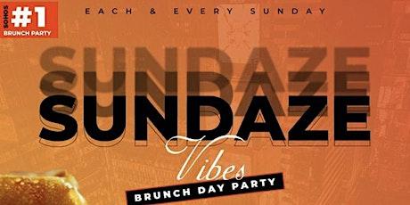 Sundaze Vibes Brunch & Dinner Party Katra NYC Each and Every Sunday RSVP tickets