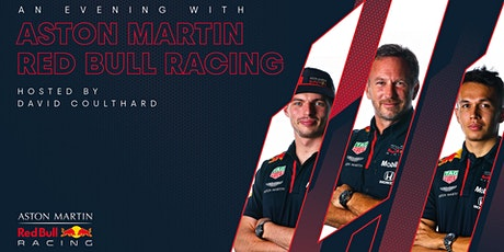 An Evening with Red Bull Racing tickets