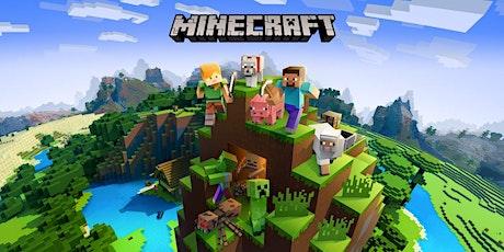 Minecraft Coding Club – ONLINE SCHNUPPERSTUNDE ab 9 Jahren Tickets