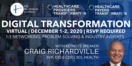 Healthcare Providers & Payers Transformation Assembly tickets