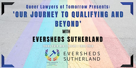 Eversheds Sutherland: Our Journey to Qualifying and Beyond tickets