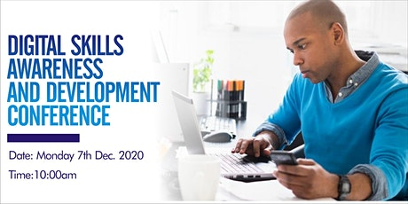 Digital Skills Awareness And Development Conference tickets