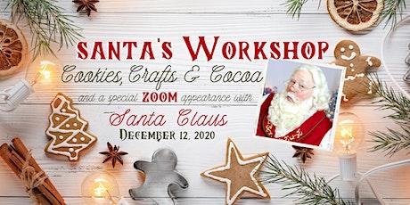 Santa's Workshop 2020 tickets