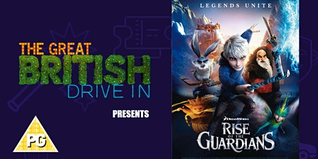 Rise of the Guardians (Doors Open at 10:30) tickets
