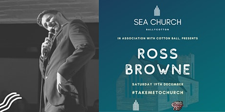 ROSS BROWNE Live at Sea Church Ballycotton tickets