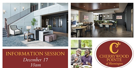 Cherrywood Pointe of Bloomington Information Session tickets