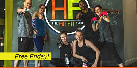 HITFIT's Free Friday in Winter Garden tickets