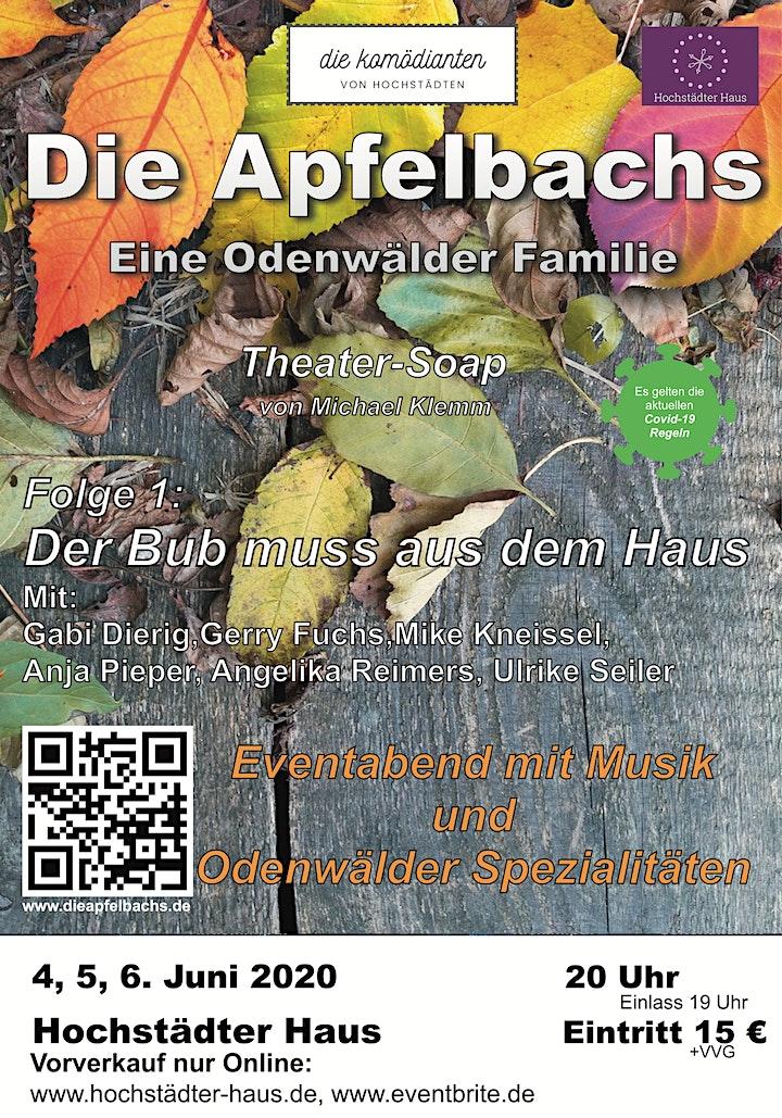 Die Apfelbachs  - Eine Odenwälder Familie: Bild