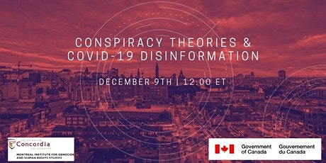 Conspiracy Theories & COVID-19 Disinformation tickets