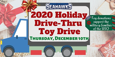 Holiday Drive-Thru Toy Drive tickets
