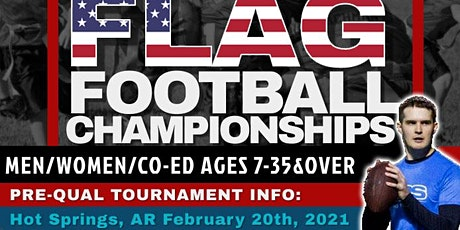 TUFF ON THA TURF Flag Football REGIONAL CHAMPIONSHIPS tickets