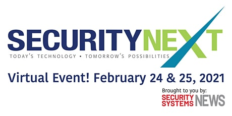 Virtual SecurityNext 2021 tickets