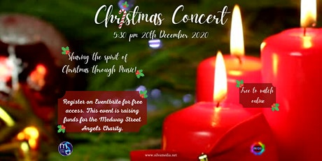 Virtual Christmas Concert tickets