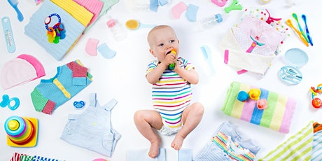 In Person Baby Care Basics Classes @ Liberty Township tickets